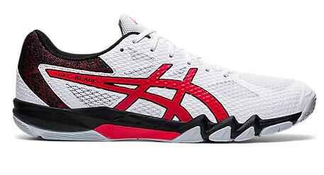Gel Blade 7 white classic red