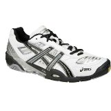 Asics Gel Blast 3 White and Black