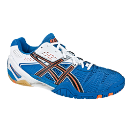 Asics Gel Blast 5 Royal Blue Black White Squash Shoes