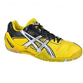 Asics Gel Blast 5 Yellow Lightning Black