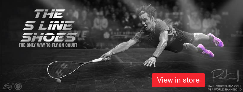 View the S Line from Eye Rackets in our online store