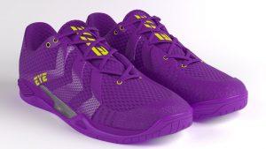 Eye Rackets S Line Purple Indoor Court Shoes
