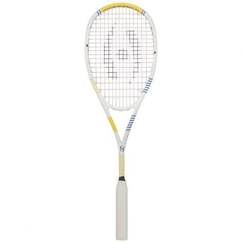 Harrow Vapor Squash Racquet White Yellow