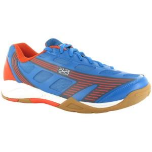 Hi-Tec V-Lite Infinity Flare Blue Orange Squash Shoes