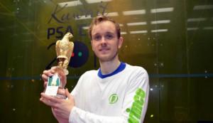 James Willstrop Kuwait Champion 2011