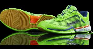 Salming Viper Gecko Green Squash Shoes