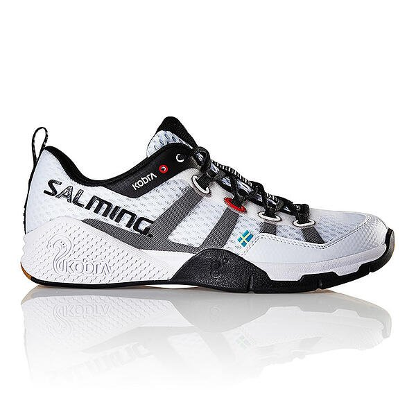 Salming Kobra White Indoor Court Shoes