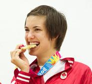 Samantha Cornett Gold Medal