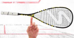 Head Heavy Squash Racquet