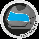 Salming Ergoheel Cup