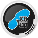 Salming XR110 rubber