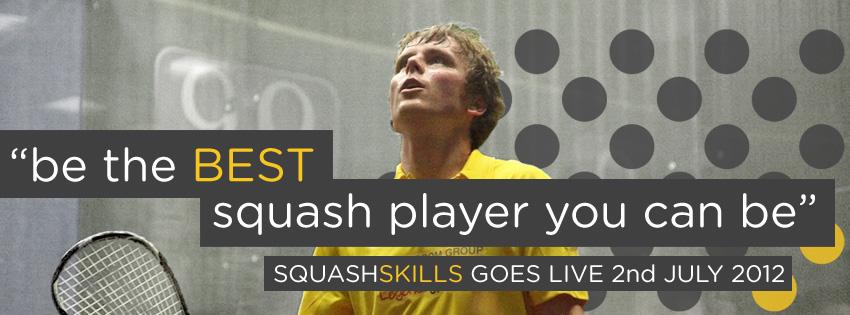 Squashskills.com Banner