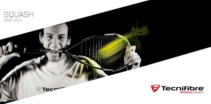 Tecnifibre Carboflex 125 Squash Racquet the racquet of Mohamed elshorbagy