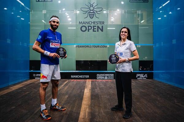 Manchester Open winners