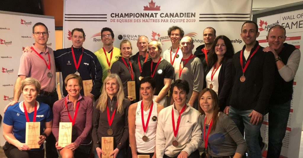 2019 Canadian Masters Team Championship